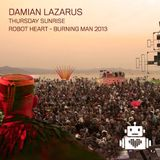 Damian Lazarus - Robot Heart Burning Man 2013