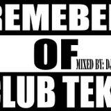 Dj Axel - Remeber of Club Teke