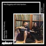 Wes Baggaley & Kate Harahan Rinse FM February 7th 2018