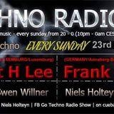 Podcast for Go Techno Radio Show