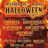 Tom Baker Live @ Beats Workin, Brighton, October 2012