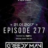 GreedyMan GuestMix - Soundtraffic 21.01.2017