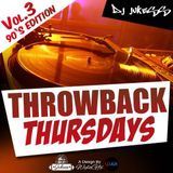 @DJ_Jukess - Throwback Thursdays Vol.3: 90s Special Part.1