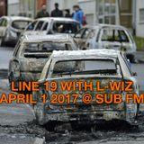 LINE19 with L-WIZ 1 April 2017 SUB FM