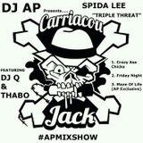 "DJ AP Presents: Spida Lee ""Triple Threat"" #APMIXSHOW"