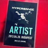 DJ Budai Live @ Hyperspace 2013