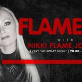 FLAME ON with NIKKI FLAME JORDAN 25TH FEBRUARY 2017