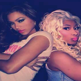Beyoncé and Nicki Minaj Mix
