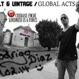 Rodrigo Diaz @ Volt & Vintage -GLOBAL ACTS- on Cuebase-fm