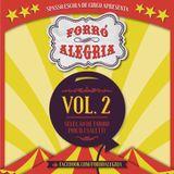 Forró Alegria Vol. 2 por DJ Saletti