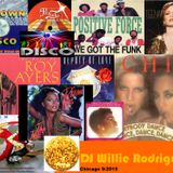 Dj Willie Rodriguez Chicago - Disco II