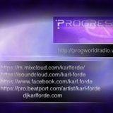 Karl Forde Spiritual Realm Episode 5 On Progressive World Radio