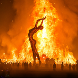 Burning Man 2014  - Deep Tunes for Deep Playa Vol4 - Ollie Mundy