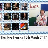 The Jazz Lounge on K107fm Community Radio with Grace Black 19th March 2017