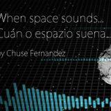 Interestellar Sounds-Cuan o espazio suena