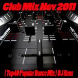 Club Mix Nov 2011 ( Top40 Popular Dance Mix ) DJ Hans