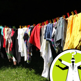 Why does line drying make clothes rough? - Naked Scientists Question of the Week 16.09.12