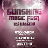 M.I.D.I. & Nick Zero live @ SUNshine Music Fest 05.05.2012 Bari (IT)