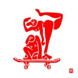Tandem Skate