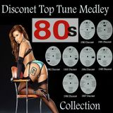 Disconet Top Tune Medley Collection 80s