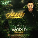 Carrey Live @ Open World - Expedition, Liget - 2017.02.17.
