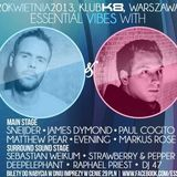 Markus Rose - Live @ Essential Vibes With Sneijder & James Dymond (20.04.2013)