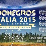MONEGROS FESTIVAL ITALIA 2015 LIVE SET - Goldalia