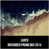 Lanto - November Promo Mix 2014