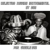 sélection 6 by Gueule-Dub : reggae instrumental & dub