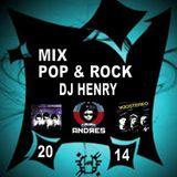 MIX - POP & ROCK (DJ HENRY 2014)