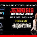 Jennisis - The Reggae Lounge (08-12-16) on www.vibezurban.co.uk