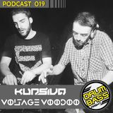 Drum and Bass Night PODCAST #019 - Voltage Voodoo & Kursiva