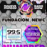 New wave monday radio show 068 - fundacion