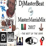 MasterManiaMix 2017 the best of the year(Including December & Gennary2018 Hits) by DjMasterBeat