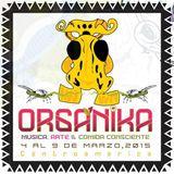 LIVESET@Organika Fest Costa Rica Part2