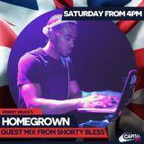 Shorty Bless - Capital Xtra Homegrown Mix | May 2018