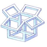 Escher's Rubik Cube