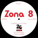 Zona 8, emissão #1316 (01 Junho 2018)