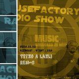 HouseFactorya Live - Rem-C (JustMusic.FM) 2012.11.10.