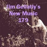 Jim Gellatly's New Music episode 179