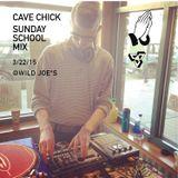 Cave Chick Sunday School Live Improv Set @ Wild Joe*s 3/22/15