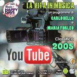 La Vita in Musica - puntata del 3 Mag 2018 - I singoli più venduti in Italia nel 2005