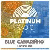 Blue Canariñho / Underground Hippie - Wednesday 4th January 2016 @ 4PM