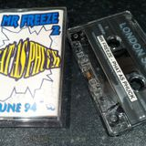 Mr Freeze - Phat as Phuck, Side A (1994) AKA London Soundz Mix II - Breakbeat / prog / trance mix