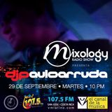 Paulo Arruda at Mixology Radio Show • 107.5 YEAH! (Costa Rica) Sept | 2015