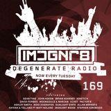 Sean Tyas - Degenerate Radio 169 (12.07.2019)