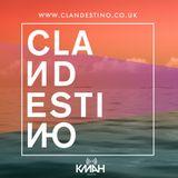 Clandestino KMAH Radio Show - May 2018