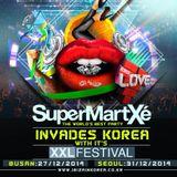 NIKKI - Live at SupermartXe Festival NYE 2014, Seoul