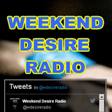 Weekend Desire Radio - Mr Red - 23.10.16