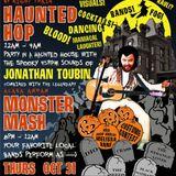JONATHAN TOUBIN's 2013 NY Night Train HAUNTED HOP Halloween 45s Mix